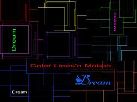 Color Lines'n Motion