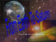 Earth To Saturn