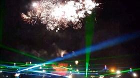 Laser Show Fireworks