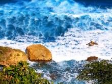 Island Blue Sea