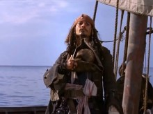 Captain Jack Sparrow II