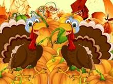 Turkey Turkey Thanksgiving