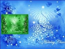 Holiday Cheer Logon 2pk
