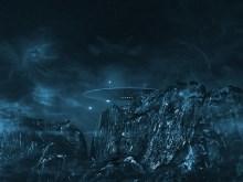 Alien UFO  HD