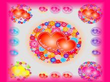 Hearts'n Flowers