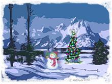 Christmas Time 1024 x 768
