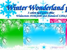 Winter Wonderland Wall Pk