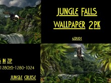 Jungle Falls 2pk (Eagle Series)