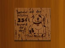 Husband and dog missing