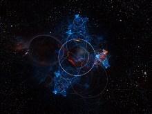 Hula-hoop galaxy!