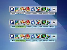 XP Professional II Tabs