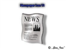 Newspaper Icon V1.0