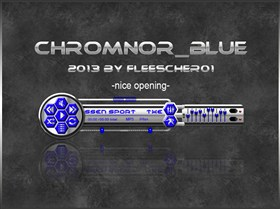 Chromnor_Blue_II
