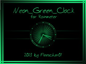 Neon_Green_RM_Clock