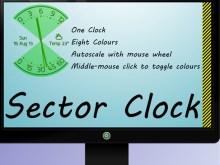 Sector Clock 1.0