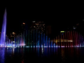 city fountain 3