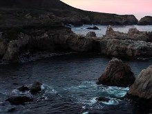 Dawn at Garrapata