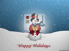 Snowman 1024
