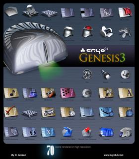 70 Cryo64 Genesis 3