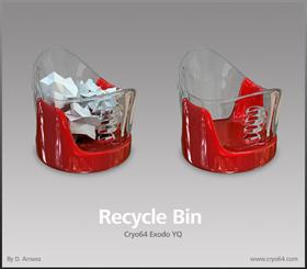 Recycle Bin Exodo YQ