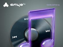 iTunes 7 Indigo