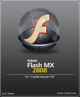 Adobe Flash MX 2808
