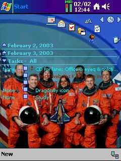 STS-107 Memorial
