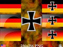 German Flags