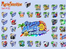 MarioSunshine Set 02