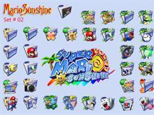 MarioSunshine Set 02