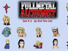 FullMetal Alchemist Set 01