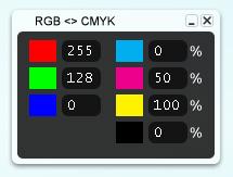 RGB2CMYK