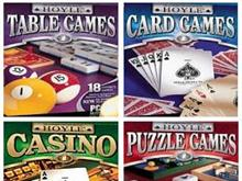 Hoyle Games 4 Pack