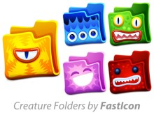 Creatures Folders