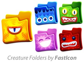 Creatures Folders