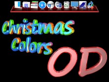 Christmas Colors OD