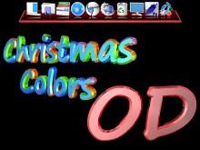 Christmas Colors OD
