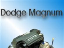 Motor: Dodge Magnum V-8