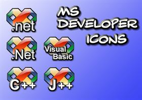 MS Developer Icons