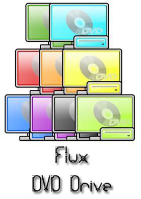 Flux DVD Drive