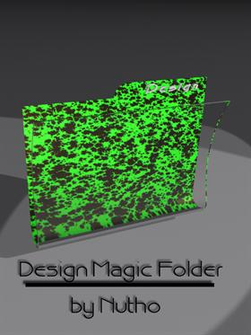 Design Magic Folder by nutho