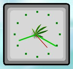 K R O N i K Clock