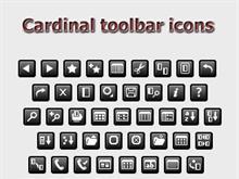 Cardinal Toolbar Icons
