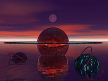 fallen planets
