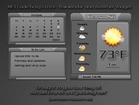 M13 CodeGrey Weather
