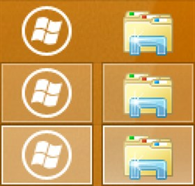 Windows Classic Button Style