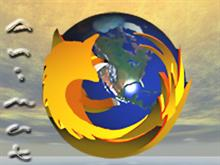 Animated Firefox