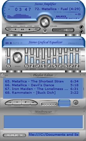 Modern StereoAmp