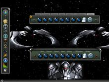 Cylon Tabs & Side Dock
