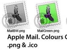 Apple Mail Colours
